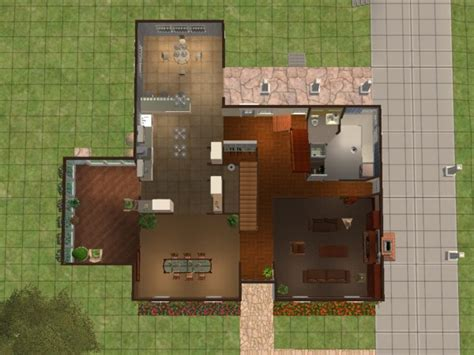father of the bride house floor plan mod the sims quot father of the bride quot house