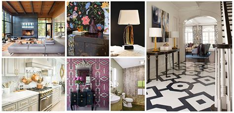 top interior design trends 2016 the top interior design trends for 2016 from geometric patterns and minerals to black