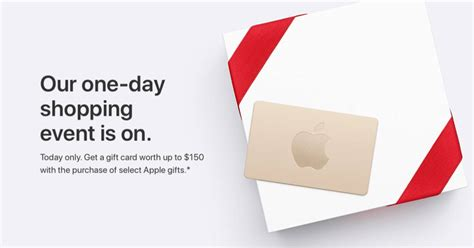 Black Friday 2017 Gift Card Deals - apple offers up to 150 in gift cards for black friday deals the mac observer