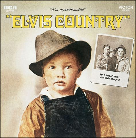 country albums elvis and country official graceland