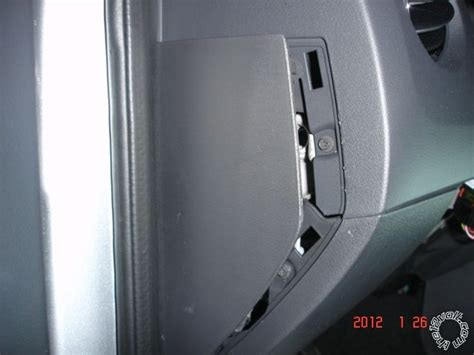 how to remove dash panel from a 2012 buick enclave printer friendly posts 2007 2011 jeep patriot remote start pictorial