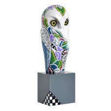 Owl L Base by Toms Drag Owl Figure Hugo M 4024 Shop