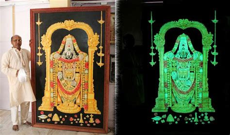 glow in the paintings india products glow painting 001 manufacturer inhyderabad