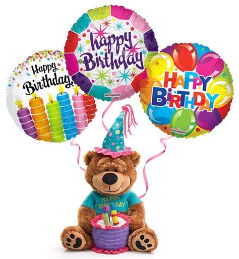 Balon Foil Cake Bulat Pink Hbd plush birthday balloons trumbull shelton ct