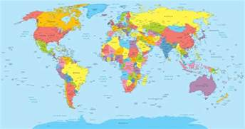 best world maps ebay