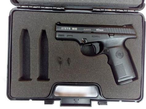 Smith Wesson M40 steyr mannlicher m 40 40 smith wesson modello m40
