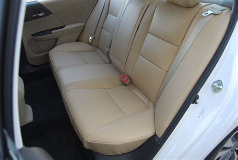 seat covers for 2014 honda accord honda accord 2013 new model iggee s leather custom fit