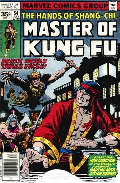 libro shang chi master of kung 156 best comics master of kung fu images on kung fu comic book covers and comics