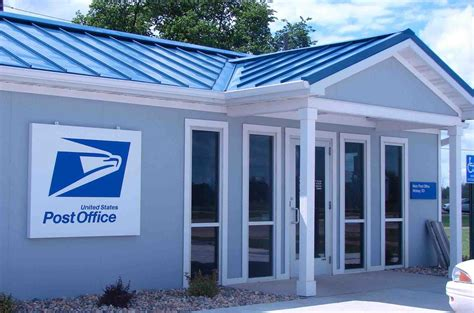 Posr Office by Molly S Middle America How Many Post Office Workers