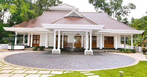 Kerala Home Design Tips 2870 square feet 3 bedroom single floor traditional style