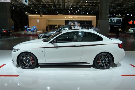 Bmw 1er Coupe Stoßstange by 2014 Bmw M235i Coup 233 Mit Bmw M Performance Tuning