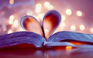 唯美爱心之书 唯美爱心之书壁纸 唯美爱心之书电脑桌面壁纸 静物写真 回车桌面