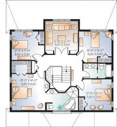 multi generational house plan 21767dr 1st floor master
