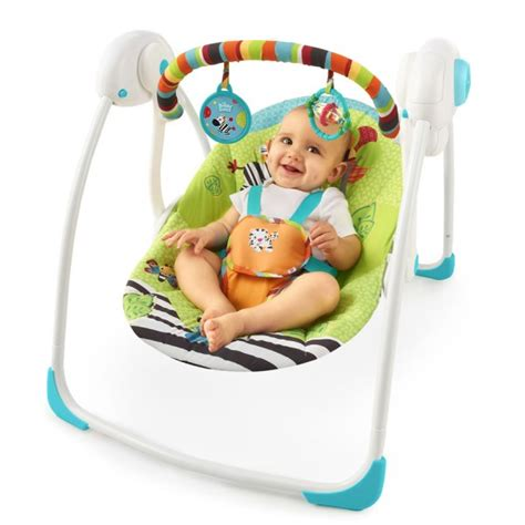portable baby swing malaysia bright starts zoo tails portable swing baby needs