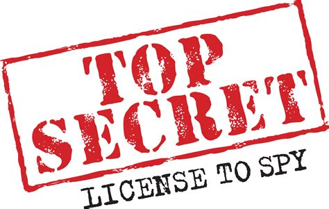 best spyware top secret license to arts in ohio time