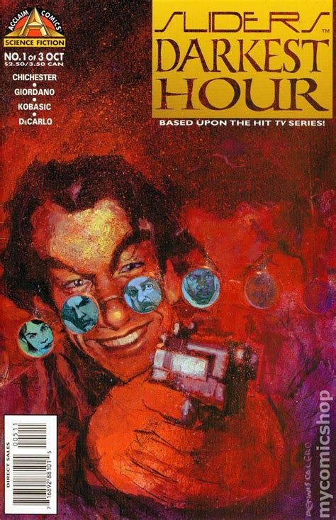 darkest hour book sliders darkest hour 1996 comic books