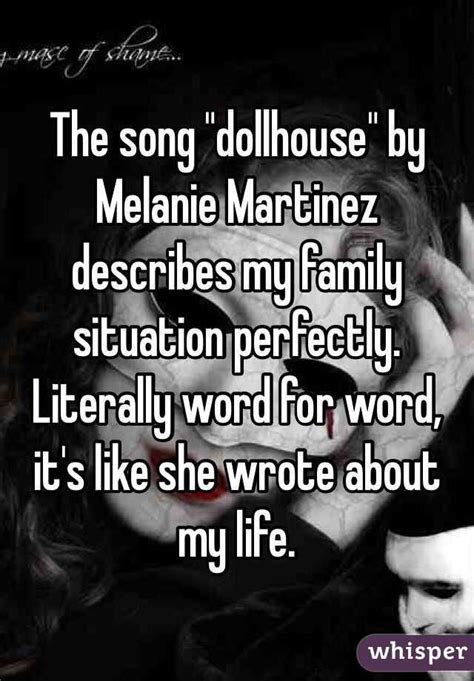 dollhouse the song 17 best images about melanie martinez on freak