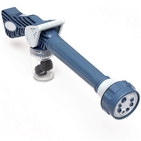 Ez Jet Water Cannon Turbo Water Spray Gun buy multifunction ez jet water cannon 8 in 1 turbo water spray nozzle bazaargadgets