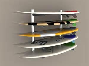 venice surf racks surfboard wall racks 5 surfboard wall