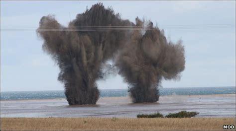 bbc news | uk | england | tyne | wwii bombs close tidal