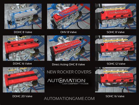 automation game engine mod automation engine designer scenarios videos virtualr