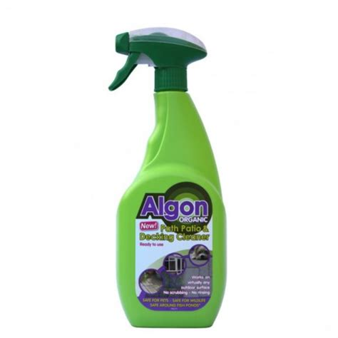 Organic Patio Cleaner by Organic Path Patio Cleaner 750ml Spray By Algon