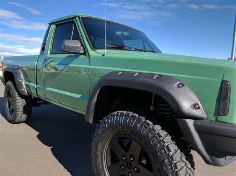 jeep comanche custom built full restoration beautiful