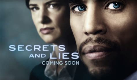michael ealy secrets and lies abc s secrets and lies season 2 with michael ealy begins