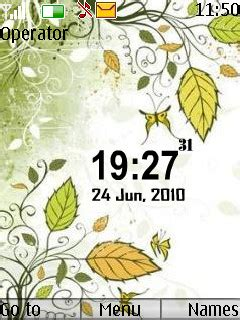 flower themes nokia 5130 nokia 5130 clock 2015 new calendar template site
