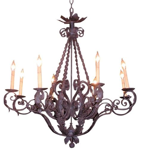 Mexican Chandelier Mexican Chandeliers Mexican Chandelier At 1stdibs Mexican Style Wrought Iron Chandelier At