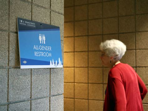 California Bathroom Law California Just Passed The Most Inclusive Transgender