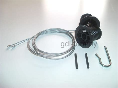 Garage Door Spares Henderson Premier Cones Cables Roller Garage Door Cable Kit