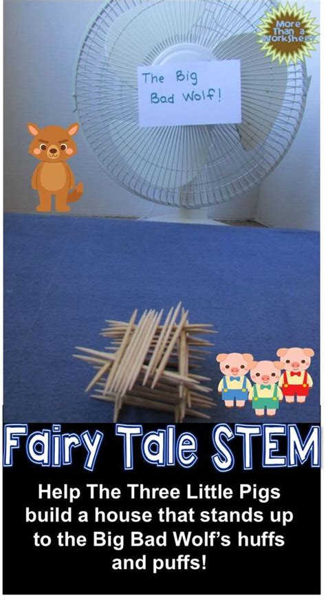 stem engineering houses for the three pigs with lego fairy tale stem three little pigs build a toothpick