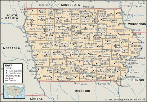State Of Iowa Court Records Historical Facts Of Iowa Counties