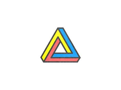 tattoo infinity triangle infinity triangle illustration by joel glovier dribbble