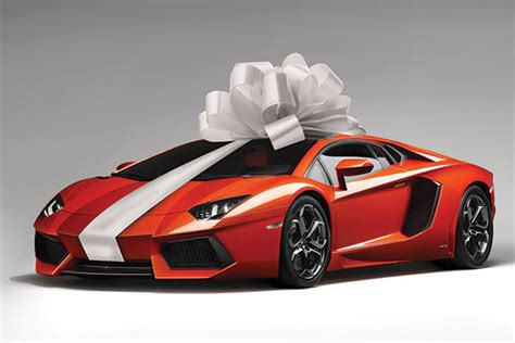 Lamborghini Gifts Give The Gift Of Speed This Season Speedvegas