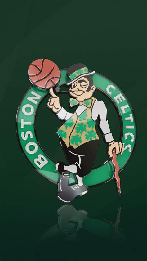 boston celtics iphone wallpaper wallpapersafari  wallpapers basketbol