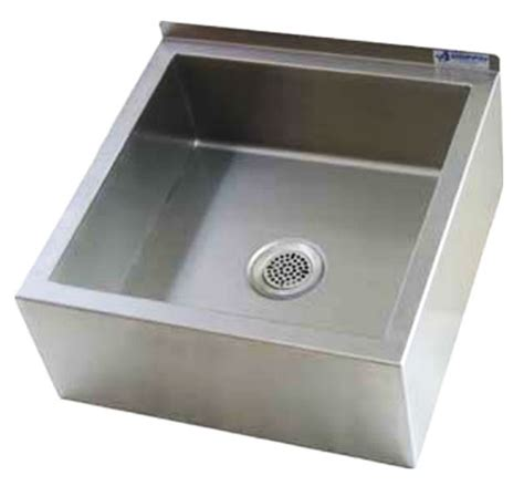 stainless steel mop sink 24x24 mop sinks and accessories for janitors and custodians