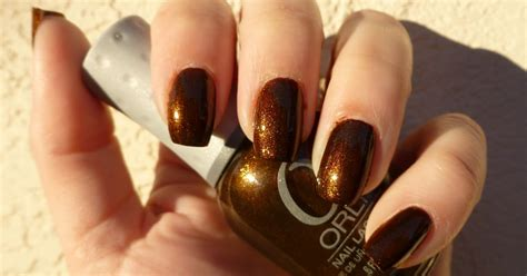 Orly Buried Alive lacquer or leave before after orly s buried alive post