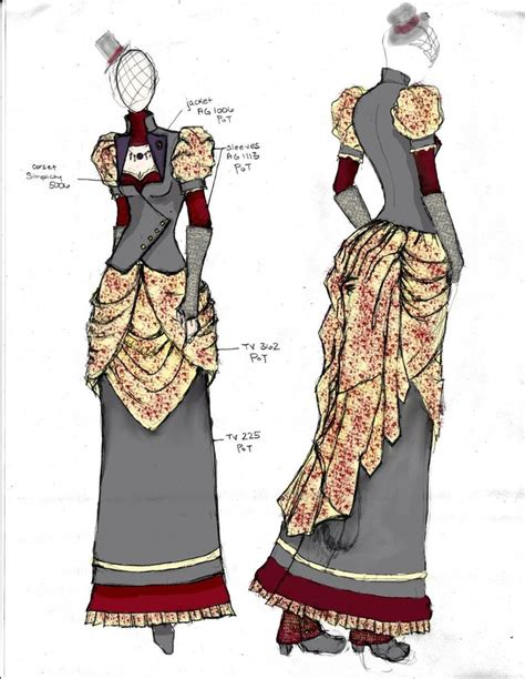 Design Victorian Dress | 31 best images about steunk inspiration costumes on