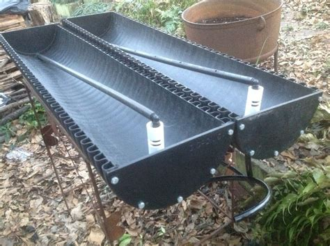 grow beds bioponica 2x4 biogarden hydroponic system and aquaponics
