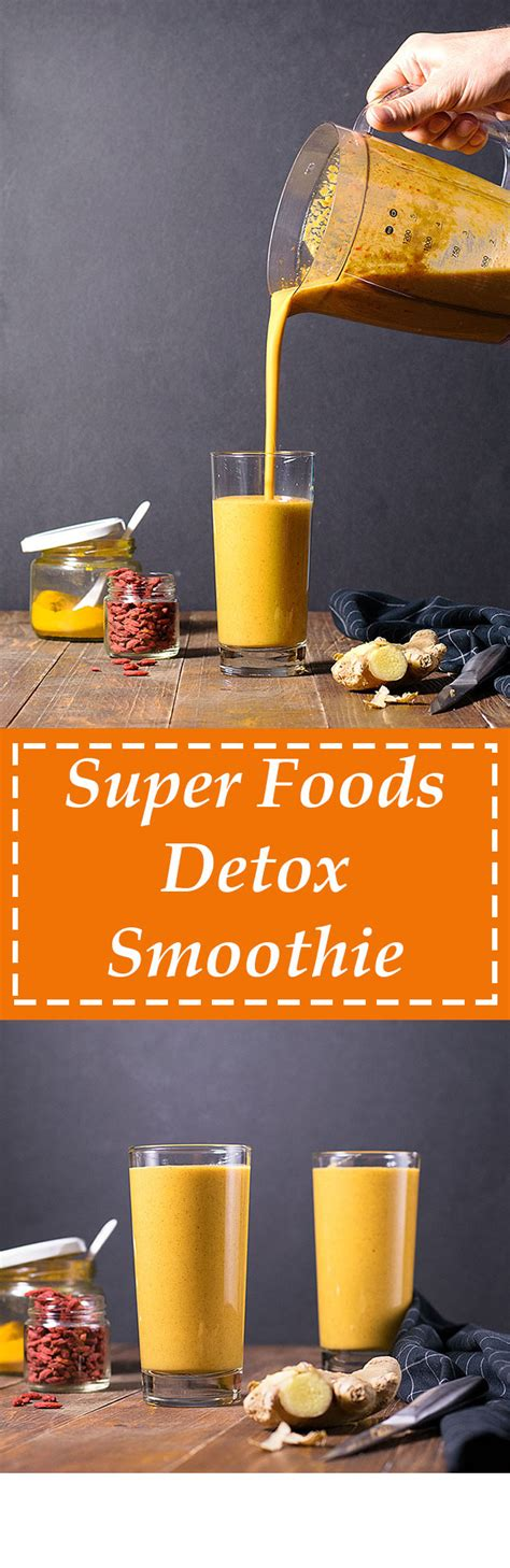 Superfood Detox Smoothie Recipes by Foods Detox Smoothie