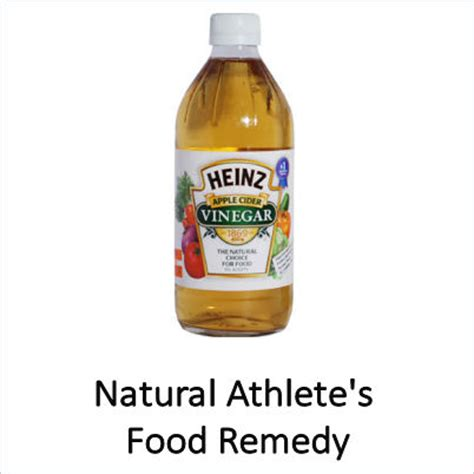 athletes foot remedy common household vinegar