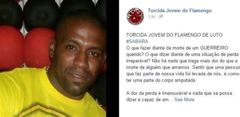 morre torcedor do flamengo baleado no rosto em briga