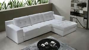 canap 233 d angle design en cuir cameron mobilier moss