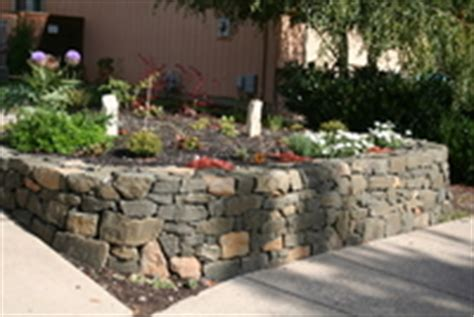 willamette pattern works inc black basalt wall rock building stone