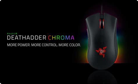 Mouse Deathadder Chroma razer deathadder chroma the world s best gaming mouse