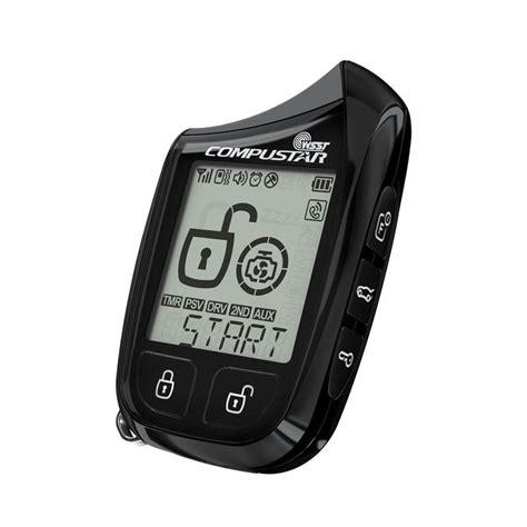 Compustar Prime 901 Model Rf 2w901 Ss Lockdown Security