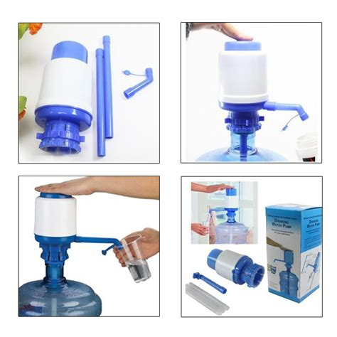 Pompa Galon Elektrik Rechargeable Electric Galon Ungu bottle water dispenser for best free home design idea inspiration