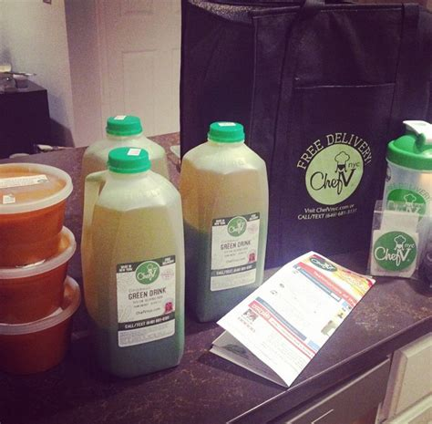 Dak Detox Drink by The Thursday 3 Two Heathers Chef V Cleanse Crumbs